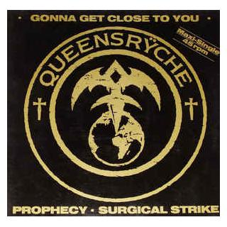 """QUEENSRYCHE - GONNA GET CLOSE TO YOU 12"""" LP"""