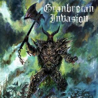 V/A - GRANBRETAN INVASION - A TRIBUTE TO NWOBHM (LTD EDITION 500 COPIES) CD (NEW)