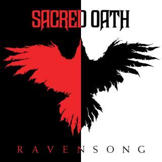 SACRED OATH - RAVENSONG (DIGI PACK) CD (NEW)