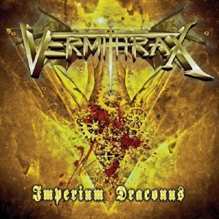 VERMITHRAX - IMPERIUM DRACONIS (LTD HAND-NUMBERED 666 COPIES, DIGIPAK) CD (NEW)