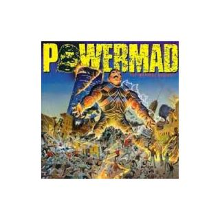 POWERMAD - THE MADNESS BEGINS LP