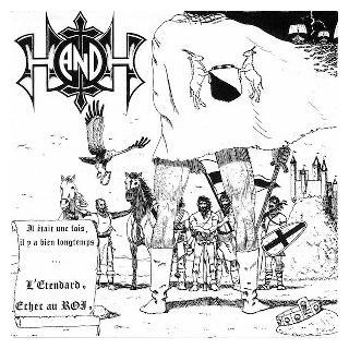 "H AND H - L'ETENDARD/ECHEC AU ROI 7"""