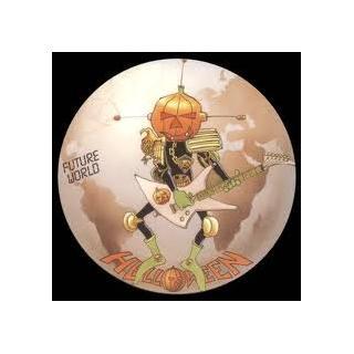 "HELLOWEEN - FUTURE WORLD (PICTURE DISC JAPAN EDITION +STICKER OBI) 12"" LP"