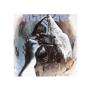 HURRICANE - OVER THE EDGE LP