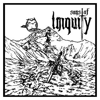 """SONS OF INIQUITY - SAME 7"""" EP (NEW)"""