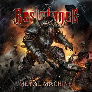RESISTANCE - METAL MACHINE CD (NEW)