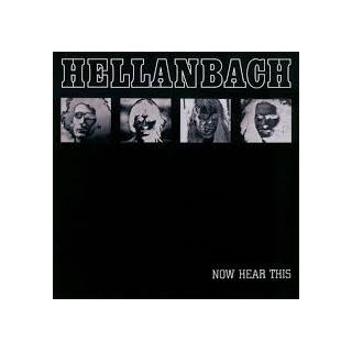 HELLANBACH - NOW HEAR THIS LP