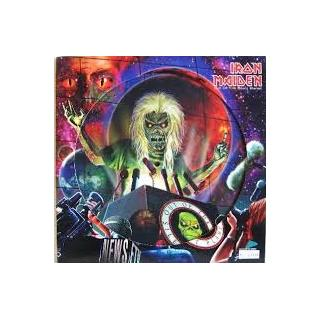 """IRON MAIDEN - OUT OF THE SILENT PLANET (LIMITED EDITION NUMBERED PICTURE DISC) 12"""" LP (NEW)"""