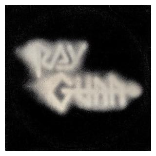 RAY GUNN - SAME LP