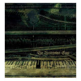 THE AUSTRASIAN GOAT - PIANO AND STUMP (LTD EDITION 100 COPIES GOLD VINYL, GATEFOLD) 2LP