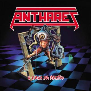 ANTHARES - O CAOS DA RAZAO CD (NEW)
