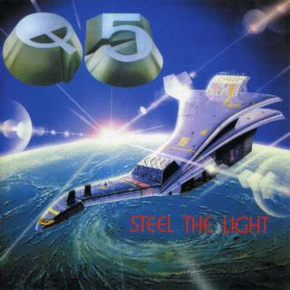 Q5 - STEEL THE LIGHT (LTD EDITION INCL. 12 BONUS TRACKS) 2CD (NEW)