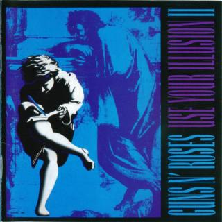 GUNS N' ROSES - USE YOUR ILLUSION II (GREEK EDITION) 2LP