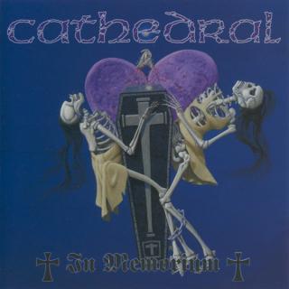 CATHEDRAL - IN MEMORIUM (4 TRACKS MINI ALBUM, FIRST EDITION) CD