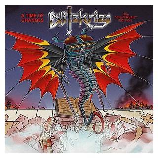 BLITZKRIEG - A TIME OF CHANGES - 30TH ANNIVERSARY EDITION (LTD 250 COPIES BLACK VINYL) LP (NEW)