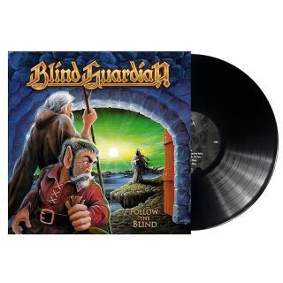 BLIND GUARDIAN - FOLLOW THE BLIND (2018 REISSUE 180GR BLACK VINYL, GATEFOLD) LP (NEW)