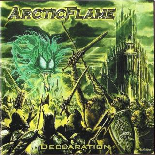 ARCTIC FLAME - DECLARATION CD (NEW)