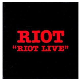 RIOT - RIOT LIVE (JAPAN EDITION+OBI) CD