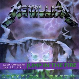 METALLICA - CREEPING DEATH/JUMP IN THE FIRE (FIRST EDITION) CD