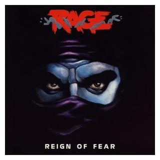 RAGE - REIGN OF FEAR LP