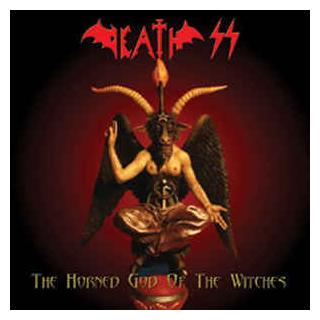 DEATH SS - THE HORNED GOD OF THE WITCHES (GATEFOLD) 2LP