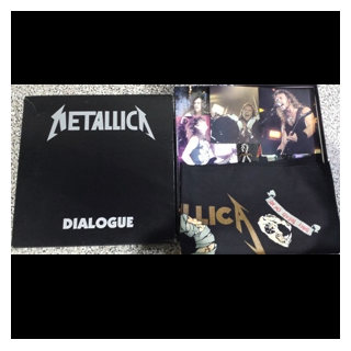 METALLICA - DIALOGUE (LTD EDITION BOX SET INCL.: 1 INTERVIEW CD, 1 FLAG, 4 PHOTOS,1 BUTTON) CD