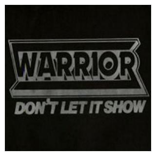 """WARRIOR - DON'T LET IT SHOW E.P. 10"""" LP"""
