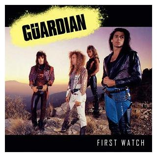 GUARDIAN - FIRST WATCH (2018 REISSUE, REMASTERED +2 BONUS TRACKS) CD (NEW)