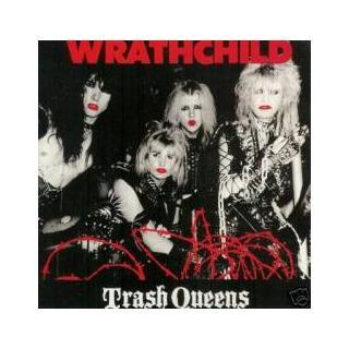 WRATHCHILD - TRASH QUEENS LP