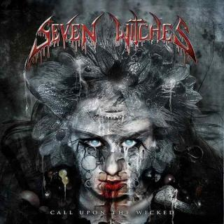 SEVEN WITCHES - CALL UPON THE WICKED (LTD EDITION DIGI PACK +BONUS TRACK) CD (NEW)
