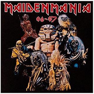 IRON MAIDEN - MAIDEN MANIA 1980-1987 (BOX SET) 5LP