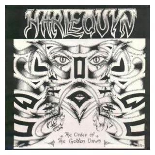 HARLEQUYN - THE ORDER OF THE GOLDEN DAWN LP