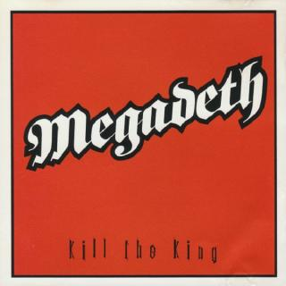 MEGADETH - KILL THE KING (PROMO) CD'S