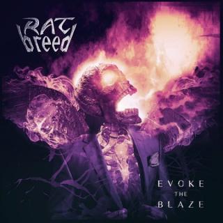 RATBREED - EVOKE THE BLAZE CD (NEW)