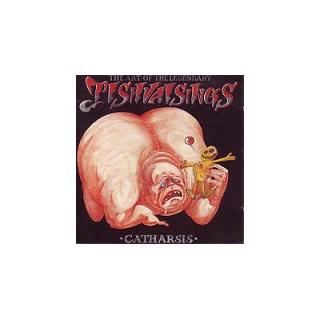 TISHVAISINGS - CATHARSIS LP