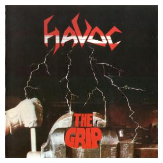 HAVOC - THE GRIP (U.S.A EDITION) LP