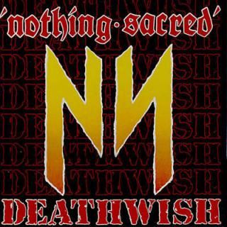 NOTHING SACRED - DEATHWISH E.P. (PICTURE DISC) LP (NEW)