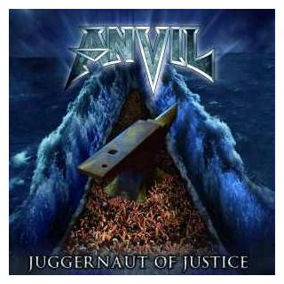 ANVIL - JUGGERNAUT OF JUSTICE (LTD EDITION DIGI PACK +2 BONUS TRACKS) CD (NEW)