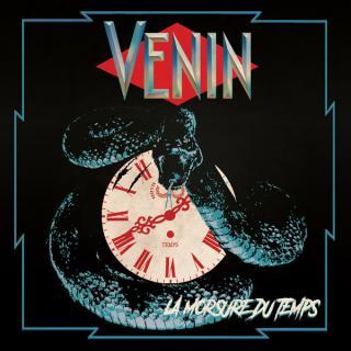 VENIN - LA MORSURE DU TEMPS CD (NEW)