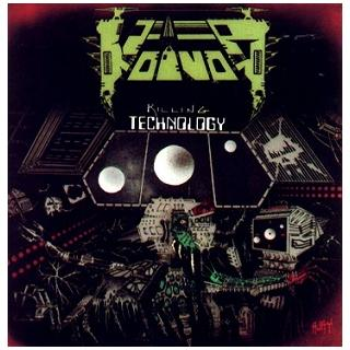 VOIVOD - KILLING TECHNOLOGY LP (NEW)