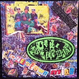 "THE ALMIGHTY - JONESTOWN MIND+7"" PICTURE DISC+POSTER CALENDAR 12 - LP"