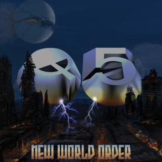 Q5 - NEW WORLD ORDER (LTD EDITION 300 COPIES, GATEFOLD, +BONUS TRACK) 2LP (NEW)
