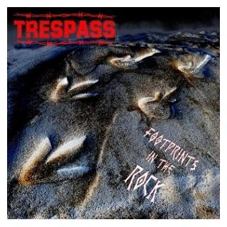 TRESPASS - FOOTPRINTS IN THE ROCK LP (NEW)