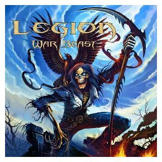 LEGION - WAR BEAST CD (NEW)