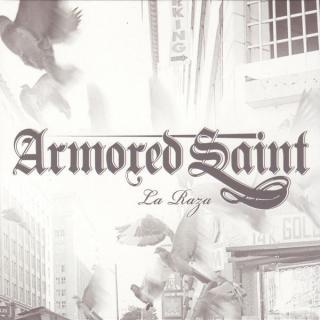 ARMORED SAINT - LA RAZA (DIGI PACK) CD (NEW)