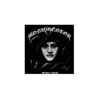 MONUMENTOR - MEDUSA'S THRONE MLP (LTD EDITION 150 COPIES WHITE VINYL +POSTER) LP (NEW)