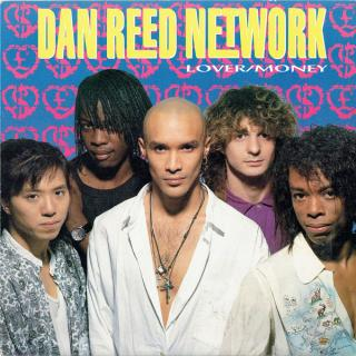 "DAN REED NETWORK - LOVER/MONEY (LTD YELLOW VINYLS) 12"" 2LP"
