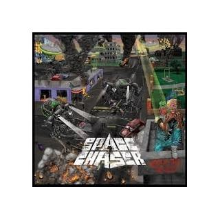SPACE CHASER - WATCH THE SKIES (YELLOW VINYL) LP (NEW)
