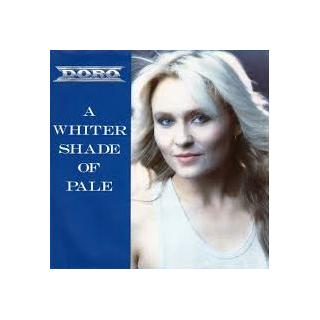 """DORO - A WHITER SHADE OF PALE (4 TRACKS) 12"""" LP"""