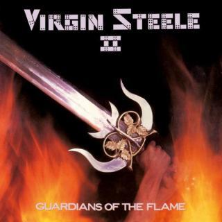 VIRGIN STEELE - GUARDIANS OF THE FLAME (2018 EDITION INCL. 8 BONUS TRACKS) CD (NEW)
